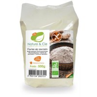 Farine de sarrasin sans gluten Nature et Cie