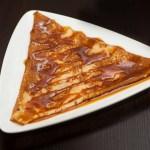 Crepe sans gluten Paris Caramel Sarrasin