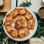 Financiers sans gluten Marlette