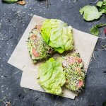Gluten-Free Avocado Toast Mendocino Farms