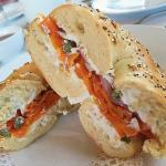 Gluten-Free Bagel LA Crossroads Kitchen