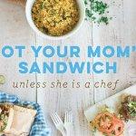 Gluten-Free Sandwich LA California Mendocino Farms