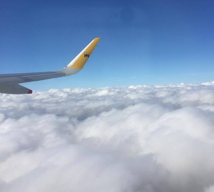 Gluten free in the sky: In-flight food for coeliacs