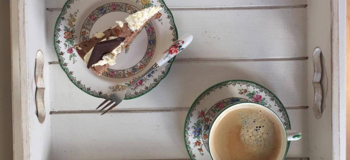 No-bake After Eight gluten-free cheesecake recipe