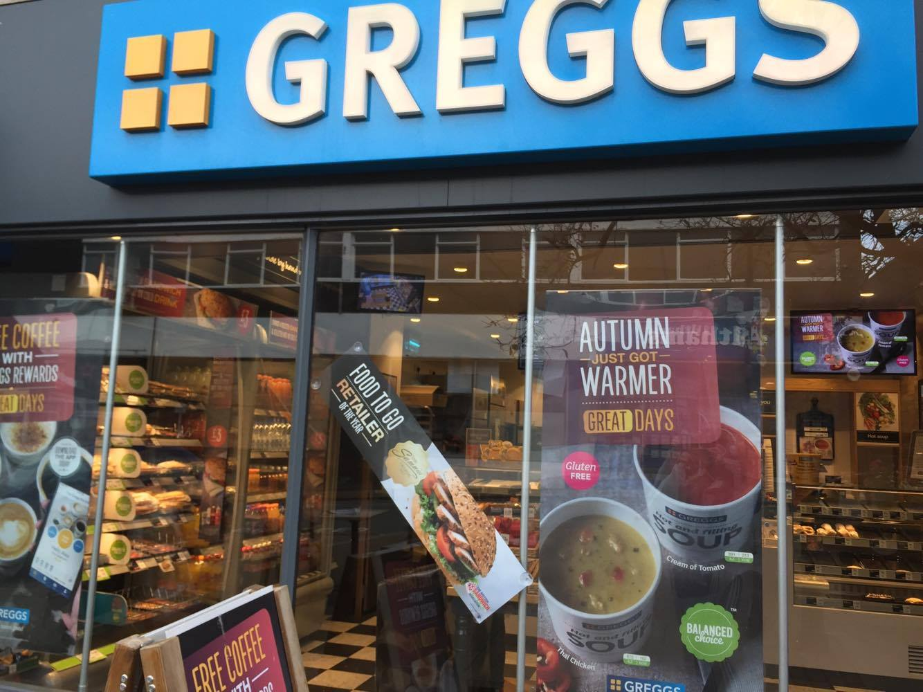 Gluten-free Greggs: Are the bakery's new soups safe for coeliacs?