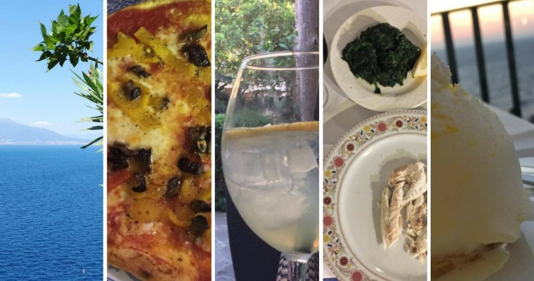 The ultimate guide to gluten-free Sorrento
