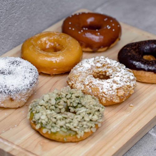 Fresh Donuts New York