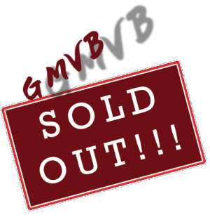 Gmvb sold out