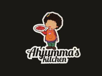 logo ahjumma kitchen
