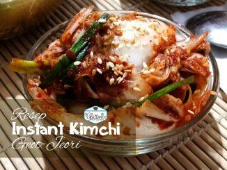 Instant Kim chi