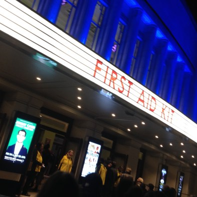 First Aid Kit - Eventim Appollo (28/01/2015)