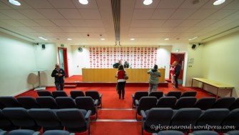 The Press Conference room