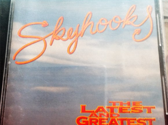 Skyhooks' 1990 'Latest and Greatest'