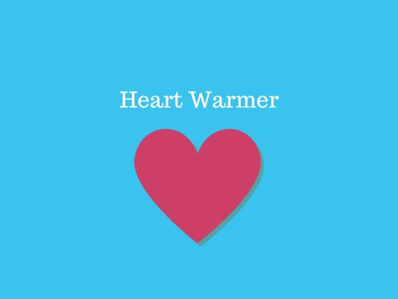Heart warmer
