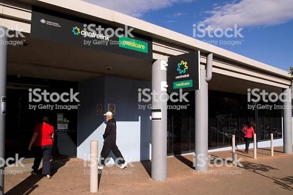 Centrelink/ Medicare building