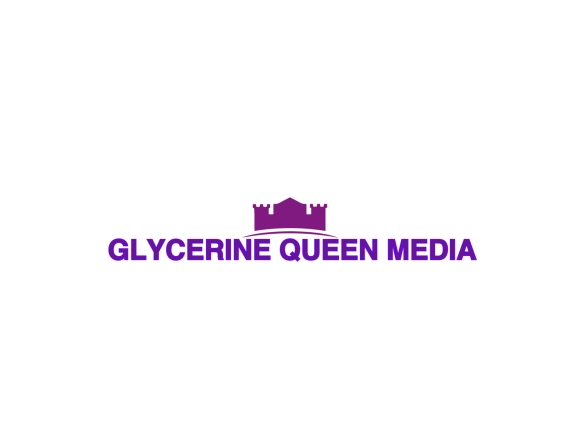 Glycerine  Queen Media logo