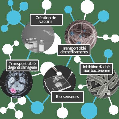 Nanomédecine nanoparticules