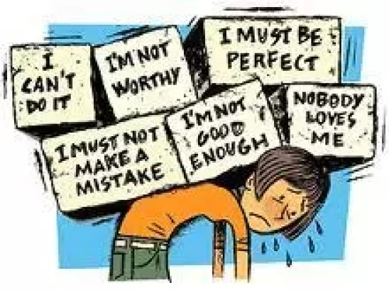 10 Ways to Stand Up to Your 'Inner Scapegoat' - image  on https://glynissherwood.com