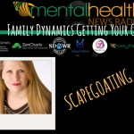 Are Family Dynamics Getting Your Goat? - Mental Health News Radio Podcast - An Interview With Glynis Sherwood On Family Scapegoating - image  on https://glynissherwood.com