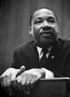 Martin Luther King Jr 1964 LoC