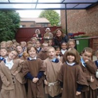 Y1EB's Tudor Day at Washington Old Hall
