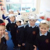 Year 1 Turn into Robots!!