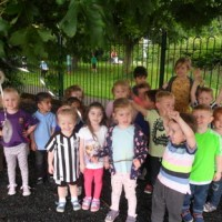 Nursery's Empty Classroom Day