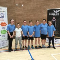 Y5 Hoops4Health Success!!