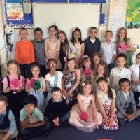 Year 2 Celebrate the Royal Wedding