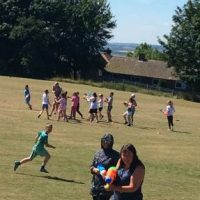 Another fabulous water fight