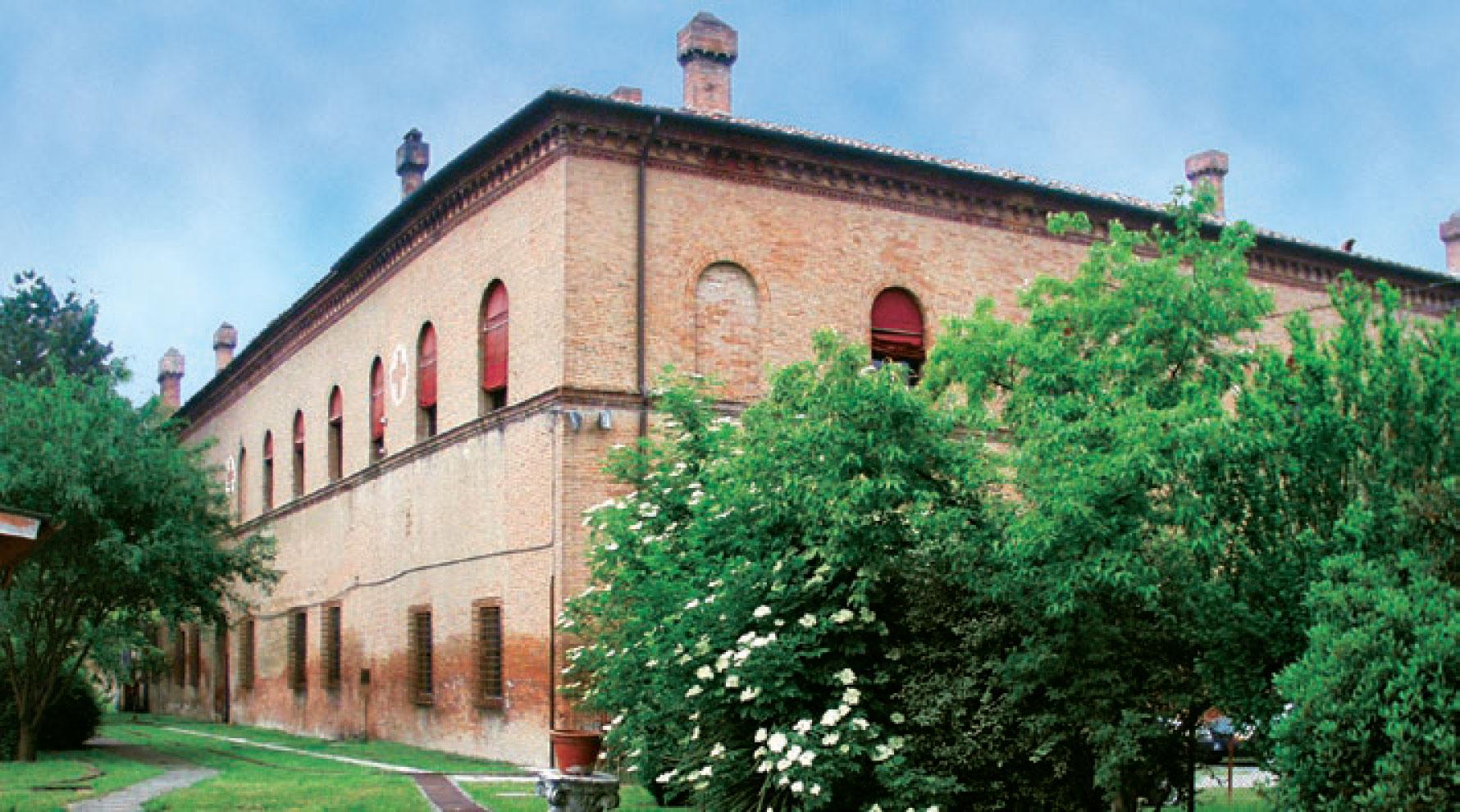Ramazzini institute front view
