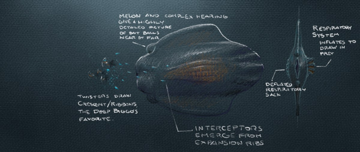 The Deep Biggos — Filter Feeders With a Plan B