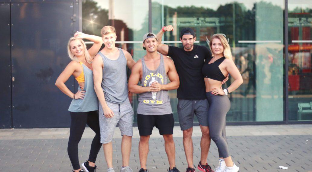 world fitness day ann-kathrin hitzler Frankfurt berlin münchen