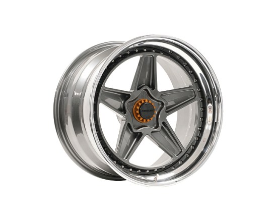 Forgeline NT3C Pearl Gray-L
