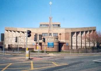 St. Judes RC Church, Poolstock Lane Wigan WN3 5JE