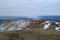 Looking towards the Firth of Clyde