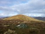 Chaorach from summit of Tharsuinn