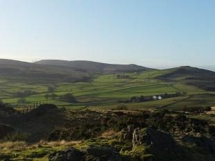 Creuch, Little Cruech and Cairncurran Hills
