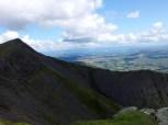 Hallsfell ridge