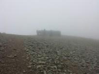 Helvellyn summit shelter