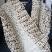 knit, cowl 008