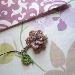 lavender, beaded crochet, etsy 013