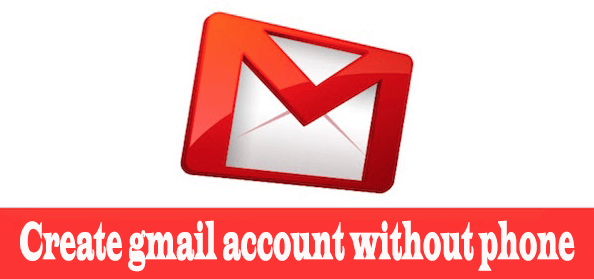 Image Result For How To Open A Gmail Account Without A Phone Number