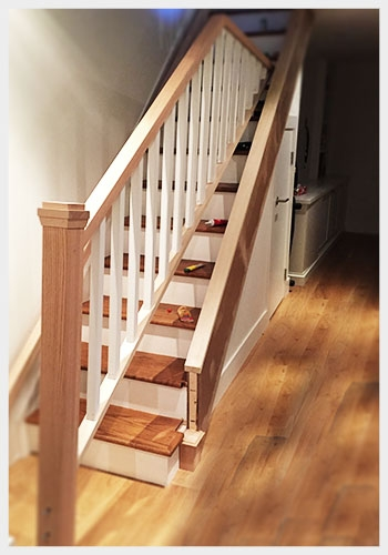 Gallery – Gmano Railings | Removable Handrail For Stairs