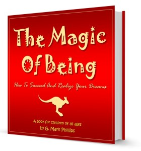 The magic of being