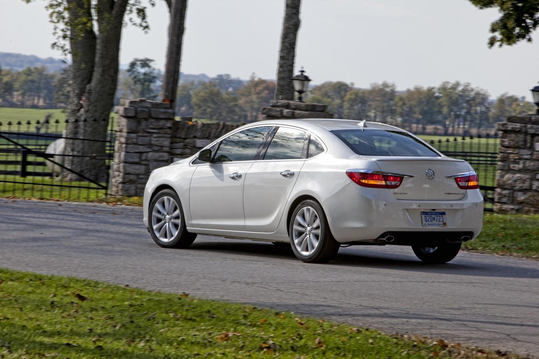 2016 Buick Verano Info Specs Pictures Wiki GM Authority
