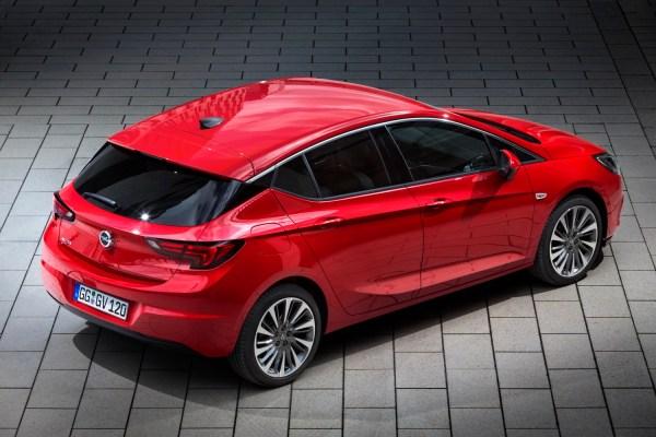 2016 Opel Astra K Revealed | GM Authority