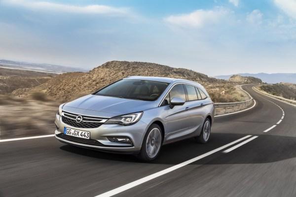 2016 Opel Astra K Sports Tourer | GM Authority