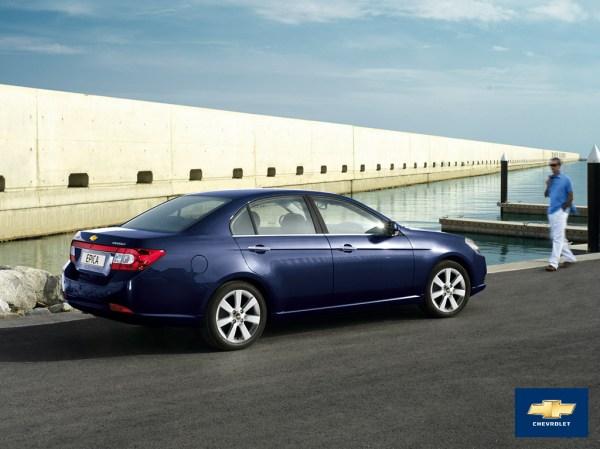 Money Pit: Chevrolet Epica, Daewoo Tosca | GM Authority