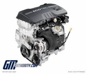 GM 24 Liter I4 Ecotec LEA Engine Info, Power, Specs, Wiki